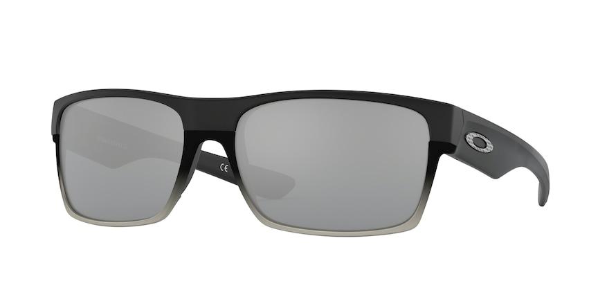 Oakley Twoface OO9189 Matte Black Lentes Chrome Iridium 30