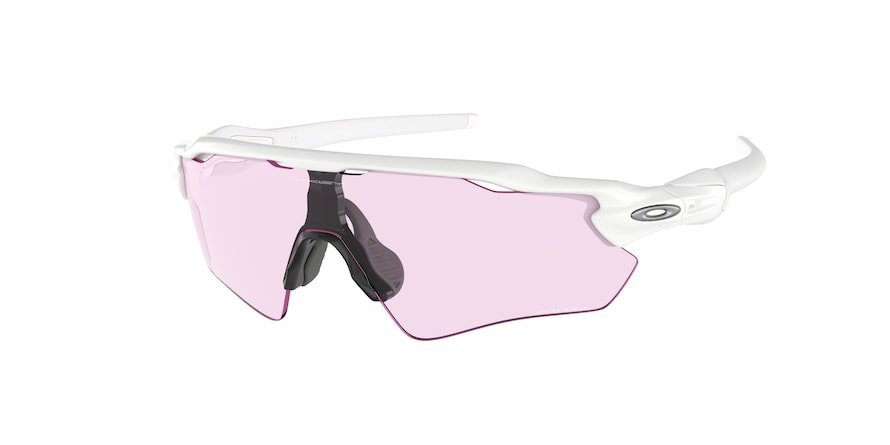 Oakley Radar Ev Path OO9208 Polished White Lentes Prizm Low Light 65