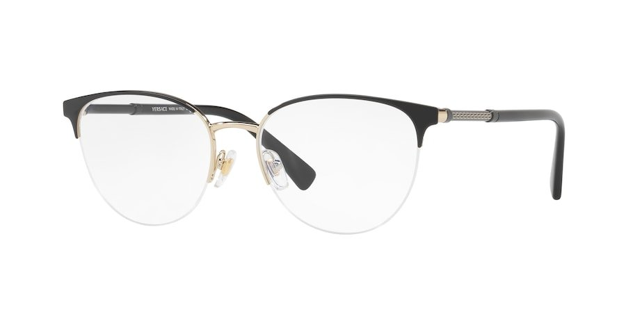 Versace VE1247 Black/Pale Gold