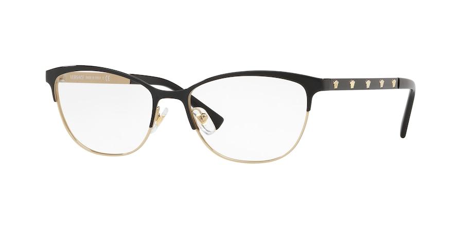 Versace VE1251 Black/Pale Gold