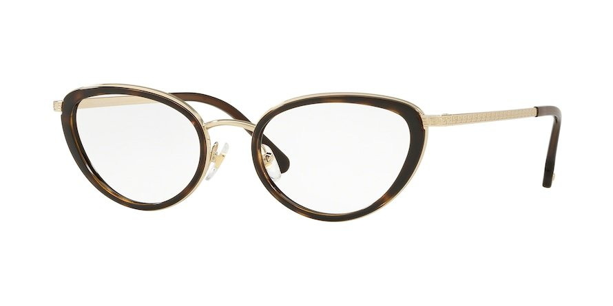 Versace VE1258 Havana/Pale Gold
