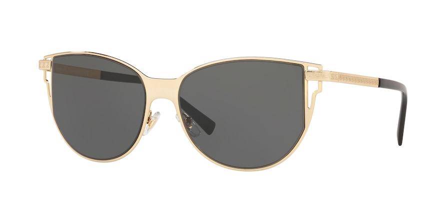 Versace VE2211  Gold Lentes Grey