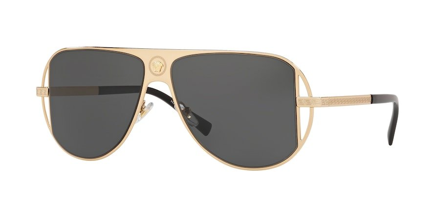 Versace VE2212  Gold Lentes Grey