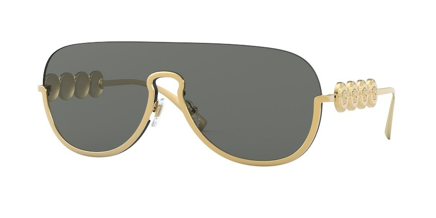 Versace VE2215  Gold Lentes Grey