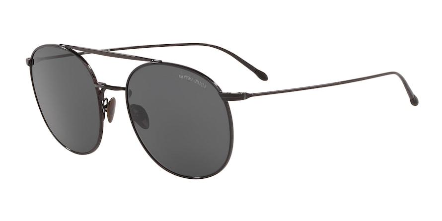 Giorgio Armani AR6092 Black Lentes Grey