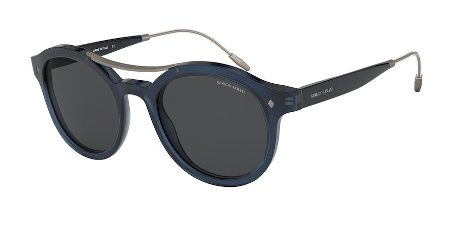 Giorgio Armani AR8119 Blue Lentes Grey
