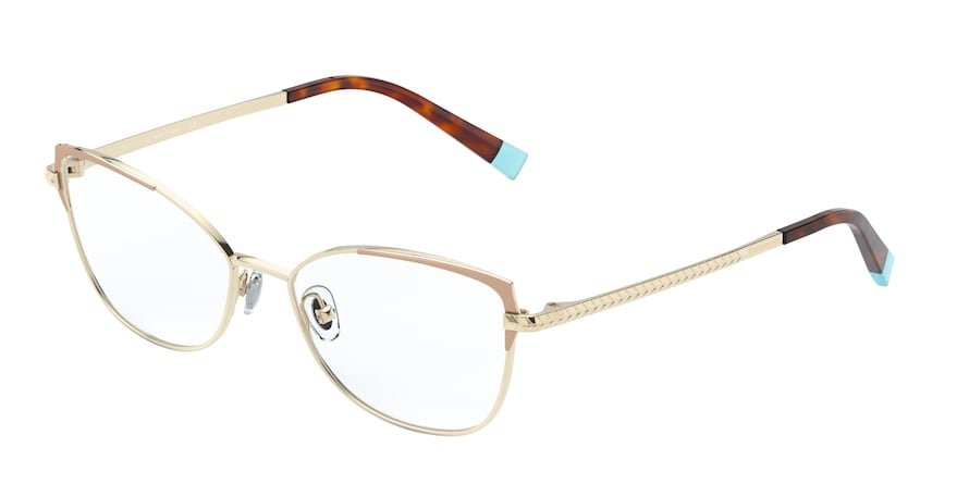 Tiffany TF1136 Matte Light Brown/Pale Gold