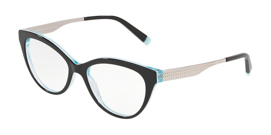 Tiffany TF2180 Black/Crystal Blue
