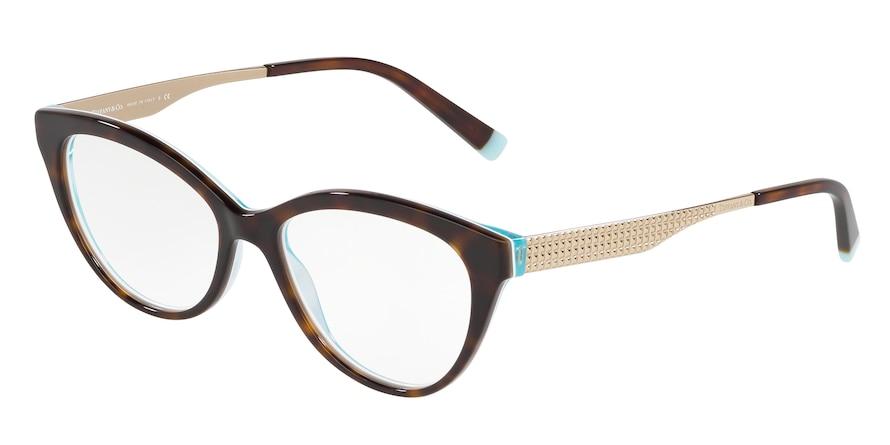 Tiffany TF2180 Havana/Crystal Blue
