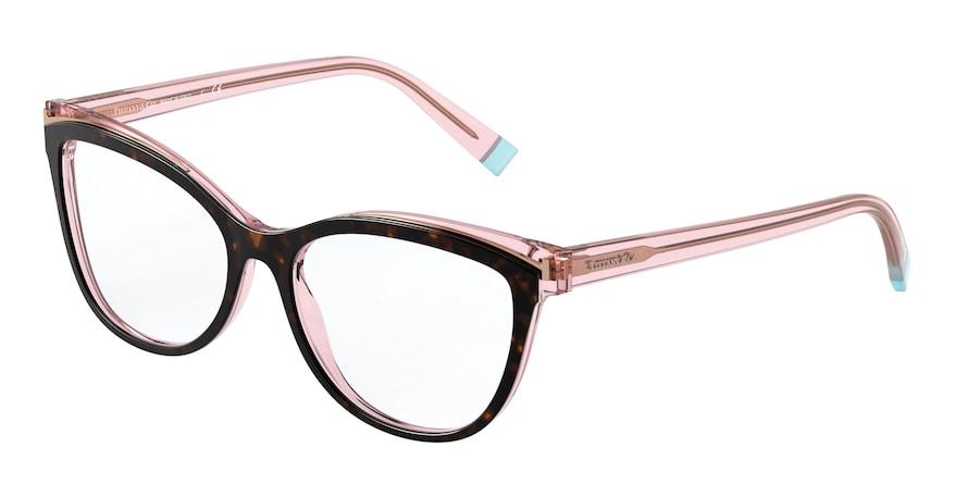 Tiffany TF2192 Havana/Transparent Pink