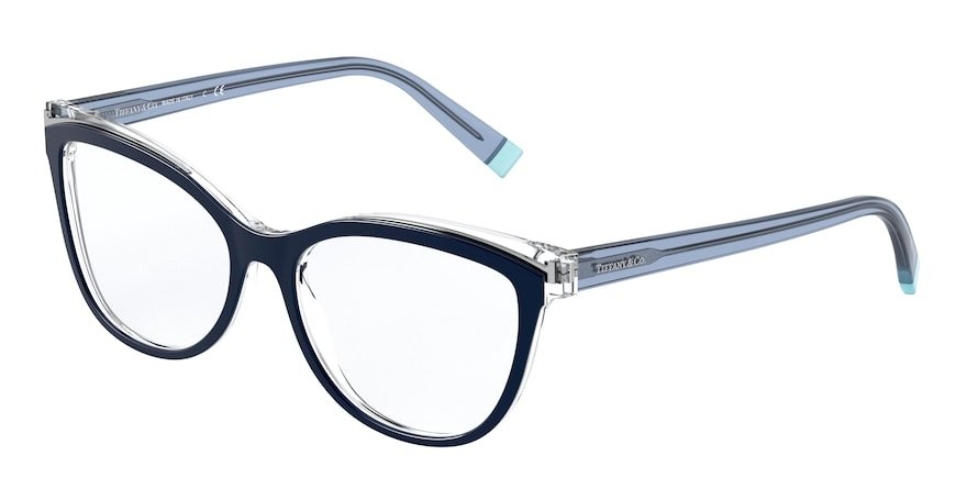 Tiffany TF2192 Blue/Transparent Blue