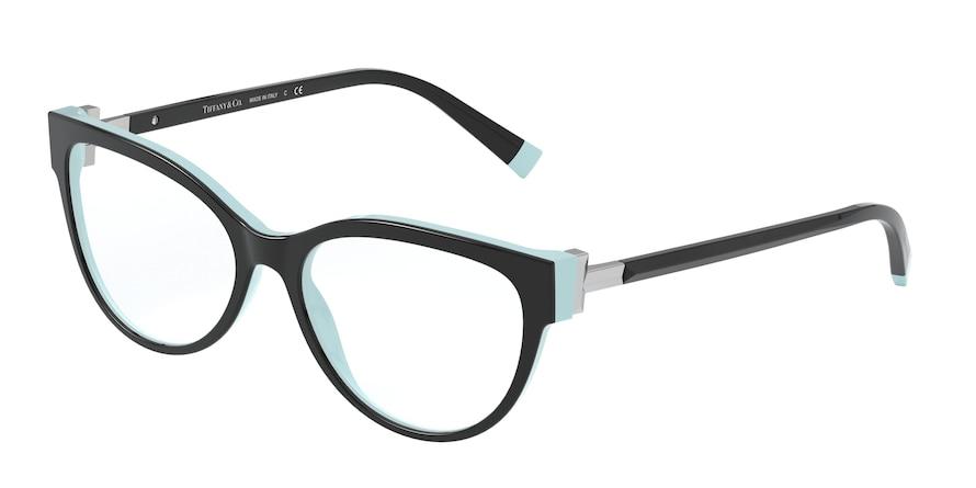 Tiffany TF2196 Black/Blue Tiffany