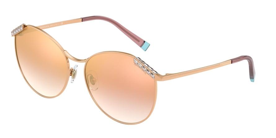 Tiffany TF3073B Rubedo Lentes Gradient Pink Mirror Pink