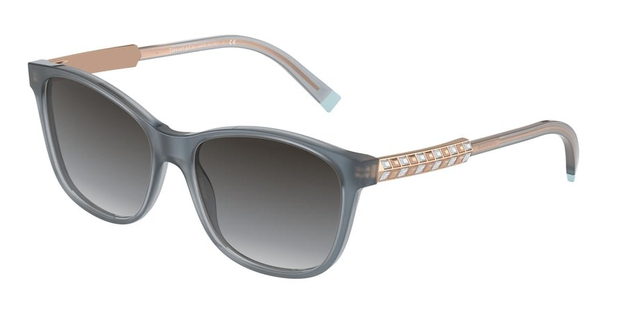 Tiffany TF4174B Opal Grey Lentes Light Grey Gradient Black