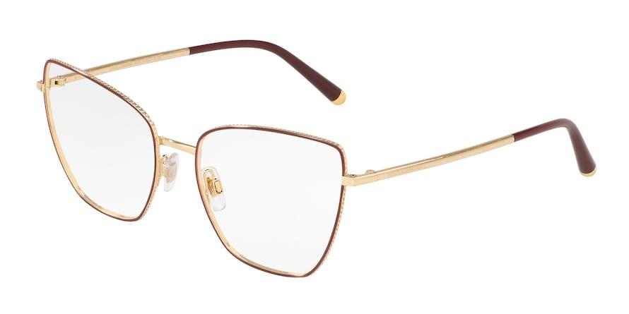 Dolce & Gabbana DG1314 Gold/Bordeaux