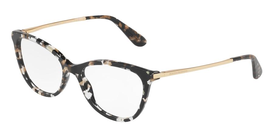 Dolce & Gabbana DG3258 Cube Black/Gold