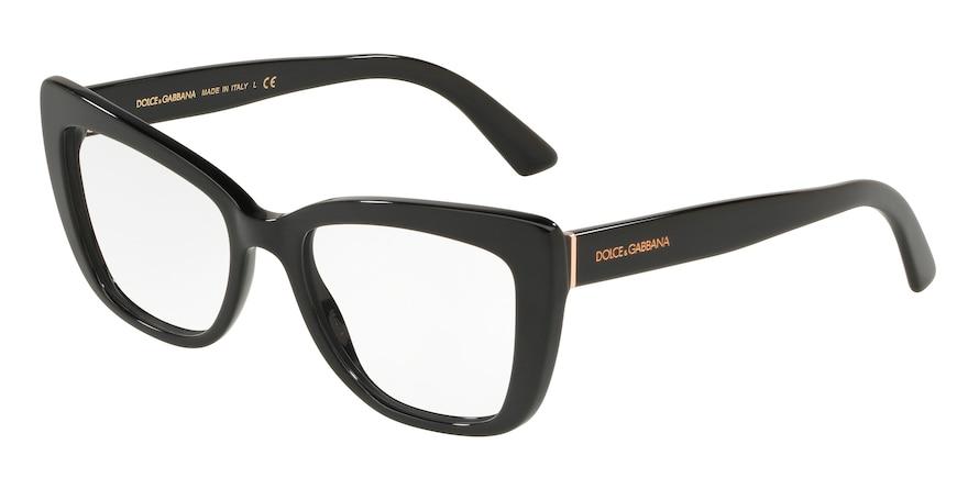 Dolce & Gabbana DG3308 Black