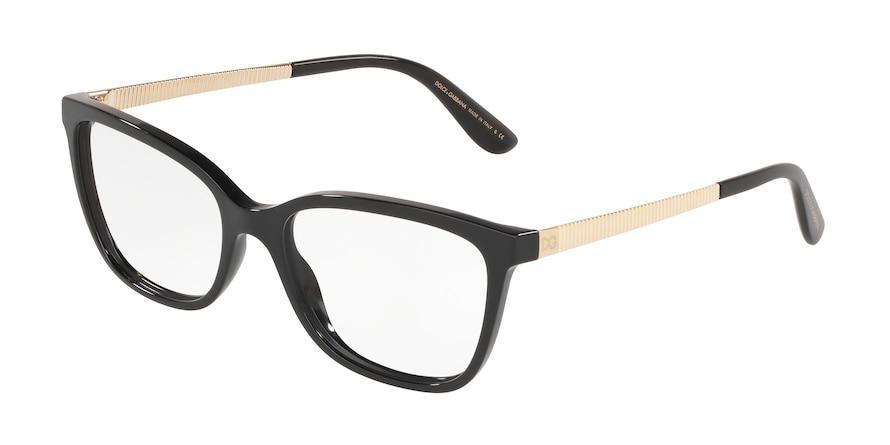 Dolce & Gabbana DG3317 Black
