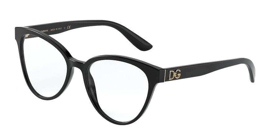 Dolce & Gabbana DG3320 Black