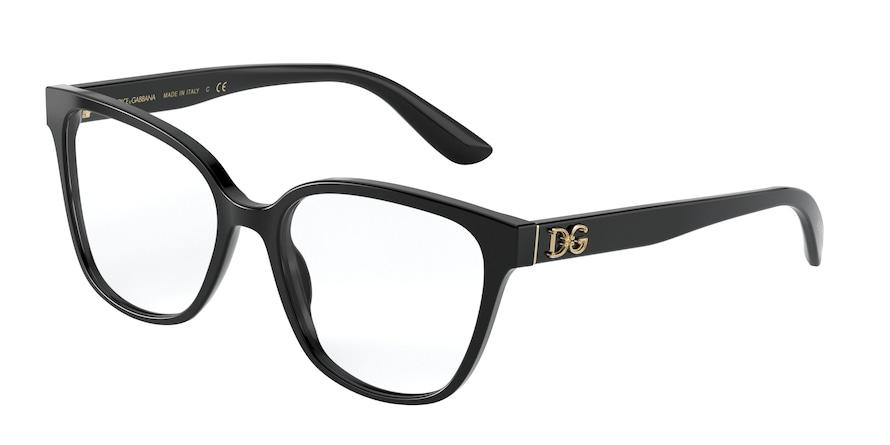 Dolce & Gabbana DG3321 Black