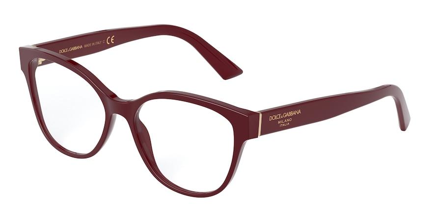 Dolce & Gabbana DG3322 Bordeaux