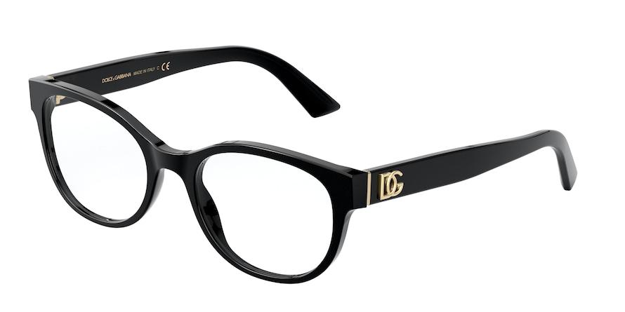 Dolce & Gabbana DG3327 Black