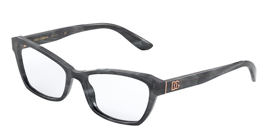 Dolce & Gabbana DG3328 Grey Marble