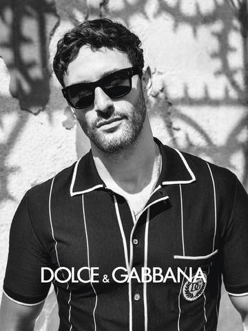 Dolce & Gabbana DG4338 Black Lentes Grey