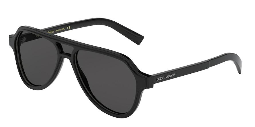 Dolce & Gabbana DG4355 Black Lentes Grey