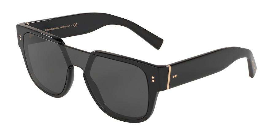 Dolce & Gabbana DG4356 Black Lentes Grey