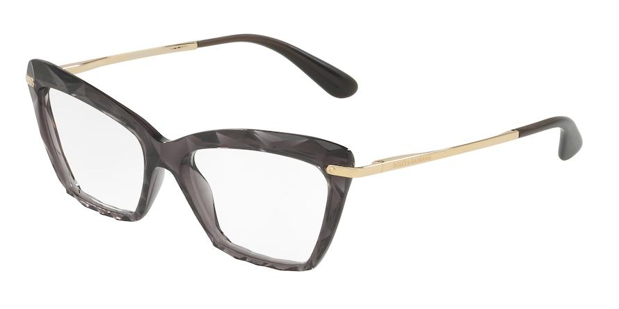 Dolce & Gabbana DG5025 Transparent Grey