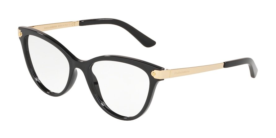 Dolce & Gabbana DG5042 Black