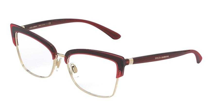 Dolce & Gabbana DG5045 Transparent Red