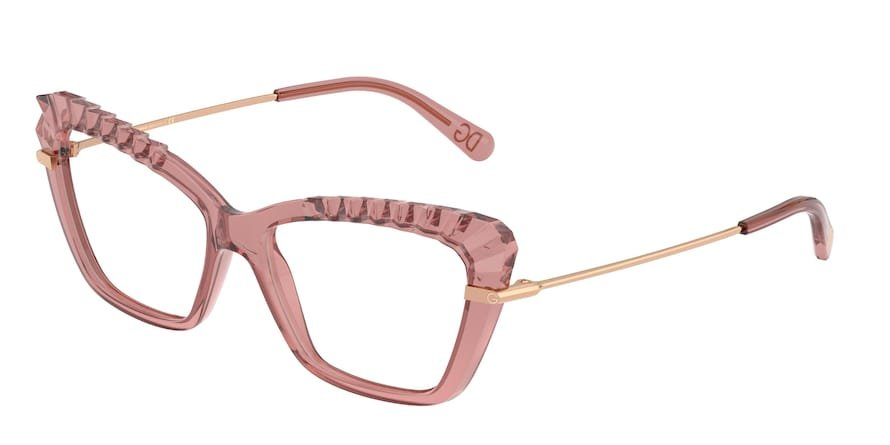 Dolce & Gabbana DG5050 Transparente Pink