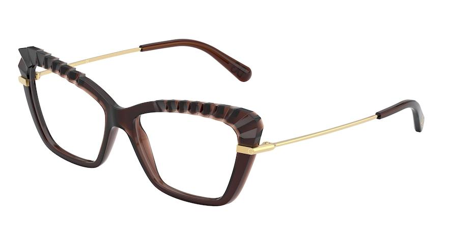 Dolce & Gabbana DG5050 Transparent Brown
