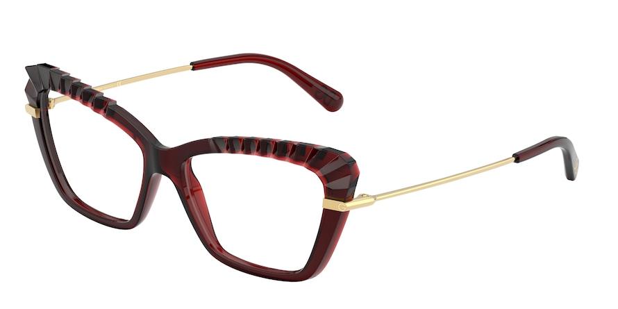 Dolce & Gabbana DG5050 Transparent Red