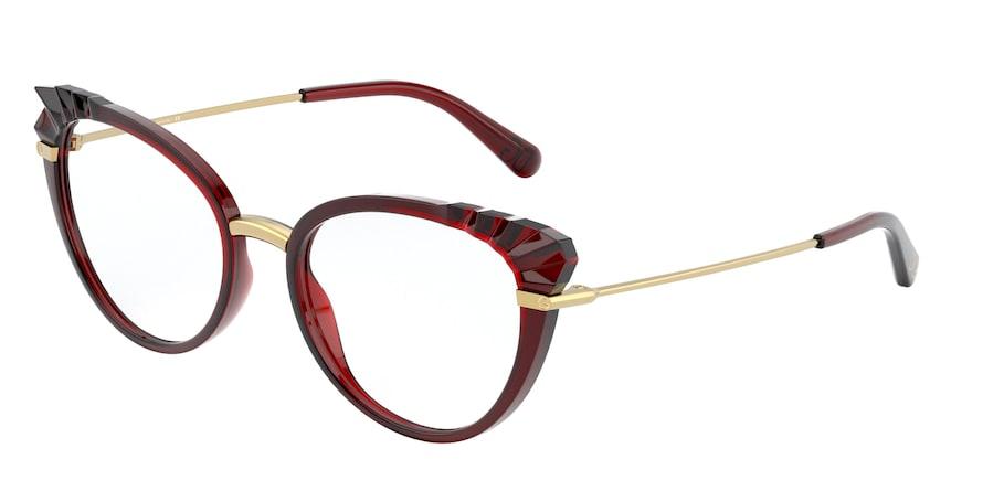 Dolce & Gabbana DG5051 Transparent Red