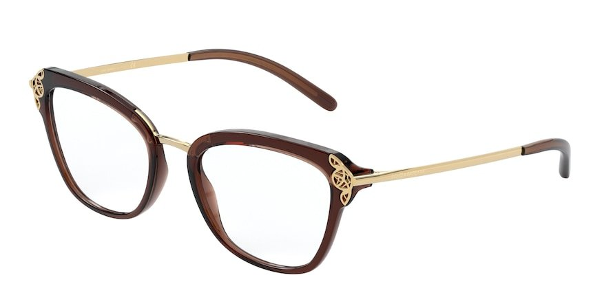 Dolce & Gabbana DG5052 Transparent Brown