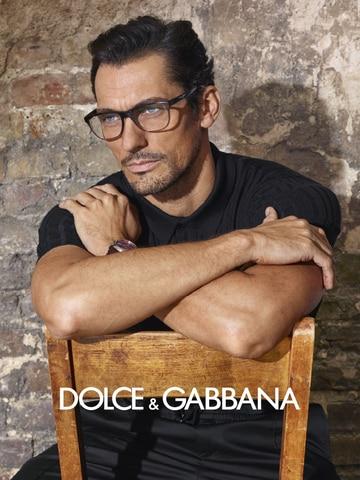 Dolce & Gabbana DG5053 Transparent Brown/Black