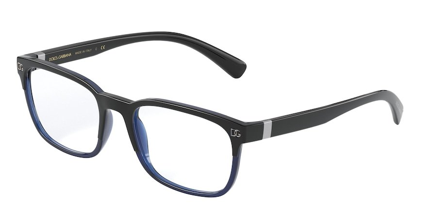 Dolce & Gabbana DG5056 Top Black On Blue