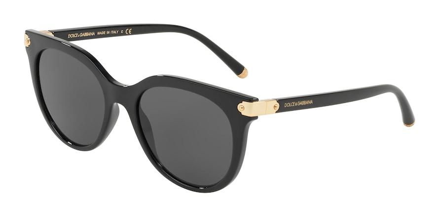 Dolce & Gabbana DG6117 Black Lentes Grey