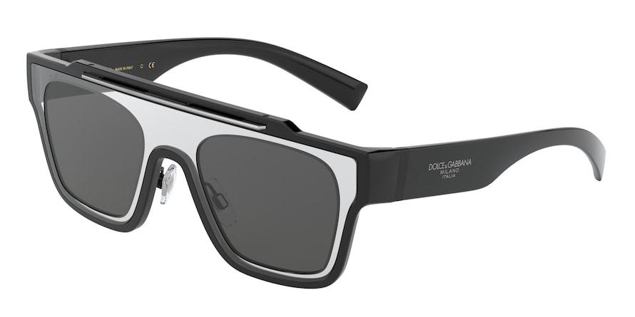 Dolce & Gabbana DG6125 Black Lentes Grey
