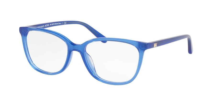 Michael Kors MK4067U SANTA CLARA Match New Twiligh/Navy Blue
