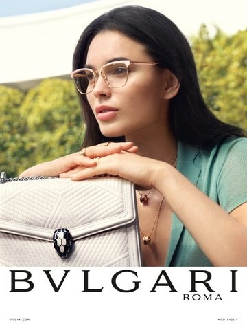 Bvlgari BV2218 Pink Gold/Light Pink