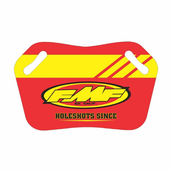 Pit Board FMF Holeshot