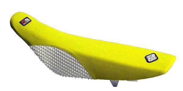 Capa de Banco 5PA - Amarela e Branca