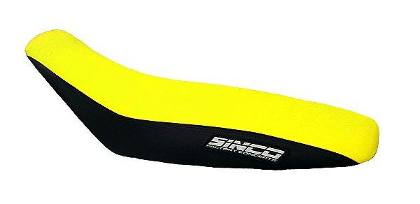 Capa de Banco 5TC - Preta e Amarela