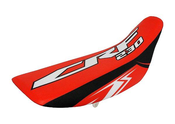 Capa de Banco Evolution Vermelha – CRF230F – 06a17