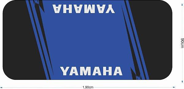 Tapete para motos Yamaha