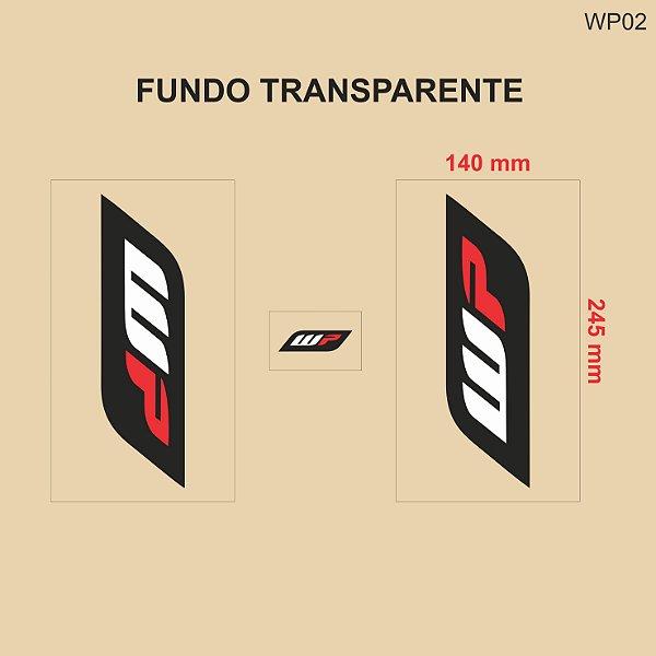 Adesivo de Suspensão White Power WP - WP02